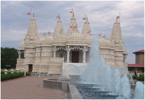 Baps Shri Swaminarayan Mandir Reviews