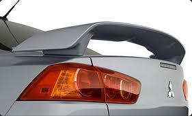 Car Spoiler - Image - Small